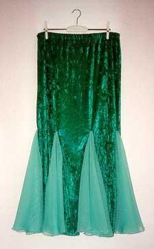 Orientalischer Tanz, Bauchtanz: Nadyas Nähtipps: Röcke